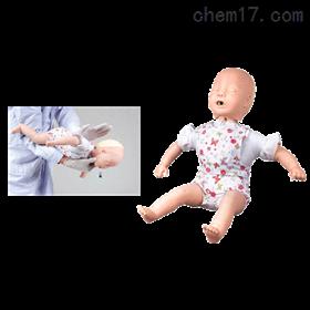 高级婴儿梗塞模拟人,小儿模型,小孩示教人 护理训练模型