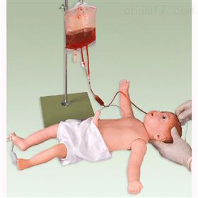 高级婴儿全身静脉穿刺模型|护理训练模型