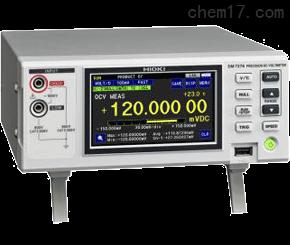 日本日置直流电压计DM7275