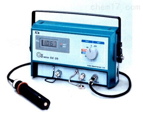 dkk-toa便携式臭氧仪OZ-20液相/OZ-30气相 东亚DKK