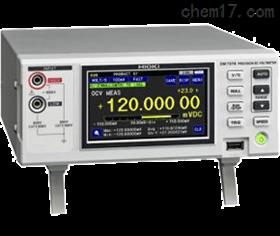 横河T-102-01-00日本日置直流电压计DM7276
