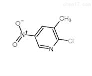 高纯试剂99%2-氯-3-甲基-5-硝基吡啶22280-56-4