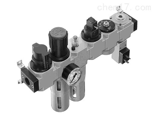 FESTO气源处理单元组合,带油雾器FRC-1/4-D-MIDI-KA