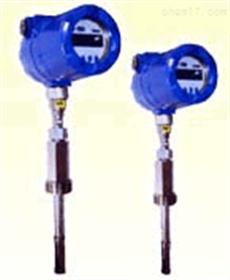 插入式热式气体质量流量计 热式气体流量测量仪 插入式流量计