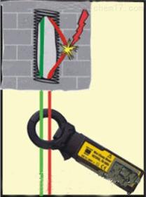 超高精度钳形漏电电流 电器设备泄漏电流量测试仪 漏电电流表