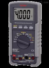 RD700日本三和RD700数字万用表保修三年