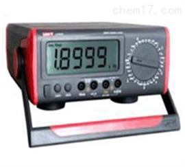 DL19-UT802台式自动量程真有效值数字万用表 数字万用仪表 自动量程数字万用表