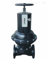 G6B41J氣動襯膠隔膜閥 (常閉式)