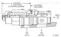 CBILLJN美国SUN导压比 2.3:1标准型平衡阀原装手机版