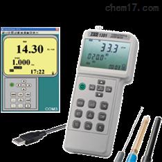 TES-1381K 电导计、酸度计、氧化还原电位计、USB界面