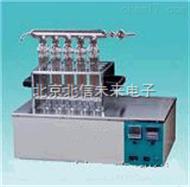 HG04-SKD-20A智能数控消化炉  智能型数控控温式铝锭消煮炉 消解分析仪