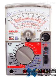 sanwa日本三和CX-506a指针式万用表