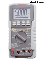sanwa日本三和PC510a数显万用表
