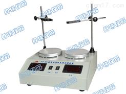 HJ-2A双组恒温磁力搅拌器