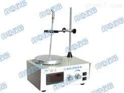 HJ-3恒温加热磁力搅拌器