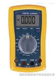 VC9806A+伊万│VC9806A+(4 1/2)普及型自复式电子全保护数字万用表
