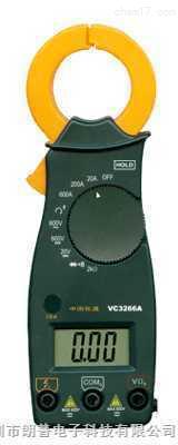 伊万│VC3266A便携式数字钳形万用表