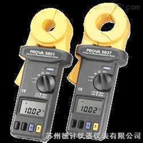 TES-5601/5637钩式接地电阻计