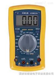 VC9801A+伊万│VC9801A+ 普及型自复式电子全保护数字万用表