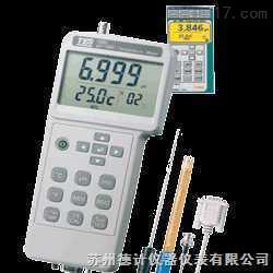 酸碱度、氧化还原、温度测试计