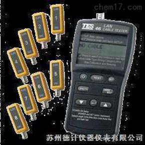 TES-46网络缆线测试器