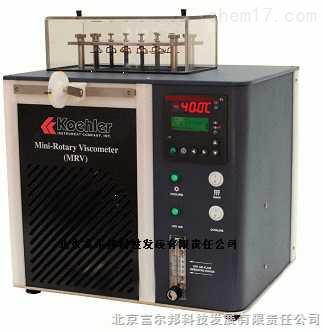 发动机油边界泵送温度(低温)屈服应力和表观粘度测定仪