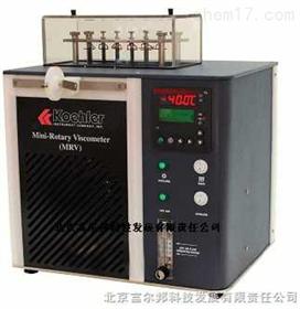 Koehler K38590发动机油边界泵送温度(低温)屈服应力和表观粘度测定仪