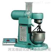 JJ-5型水泥胶砂搅拌机 胶砂机 水泥软练