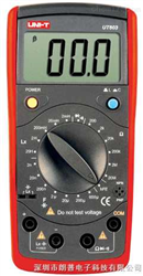 优利德UNI-T UT603电感电容表