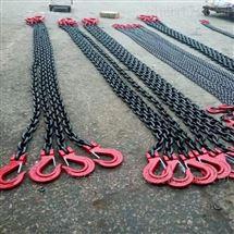 成套链条吊具 两链四链G80吊具高强度