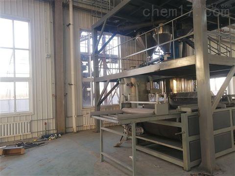 专用模压水泥基匀质板生产线