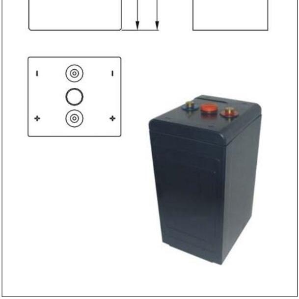 CGB长光蓄电池GFM-600报价