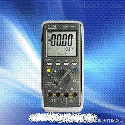 香港CEM DT-9932FC专业数字万用表