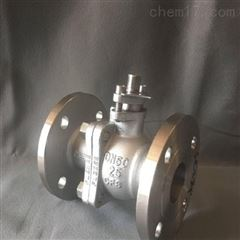 Q41H-25P-50不鏽鋼球閥