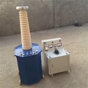 抗干扰工频耐压试验装置