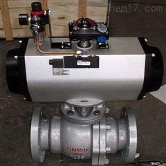 Q641F-40C-150气动软密封球阀