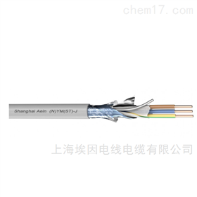 LiHCH德国VDE标准无卤绝缘屏蔽数据电缆