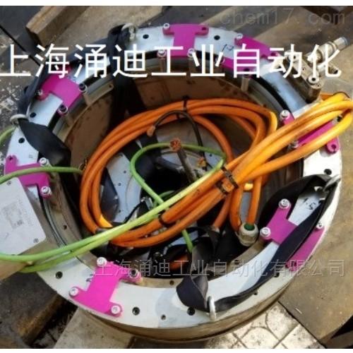 西门子水冷力矩电机线圈烧维修