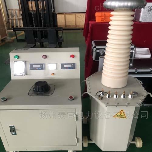 承试四级配置表工频耐压试验装置