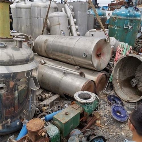 山东优质二手单效浓缩蒸发器
