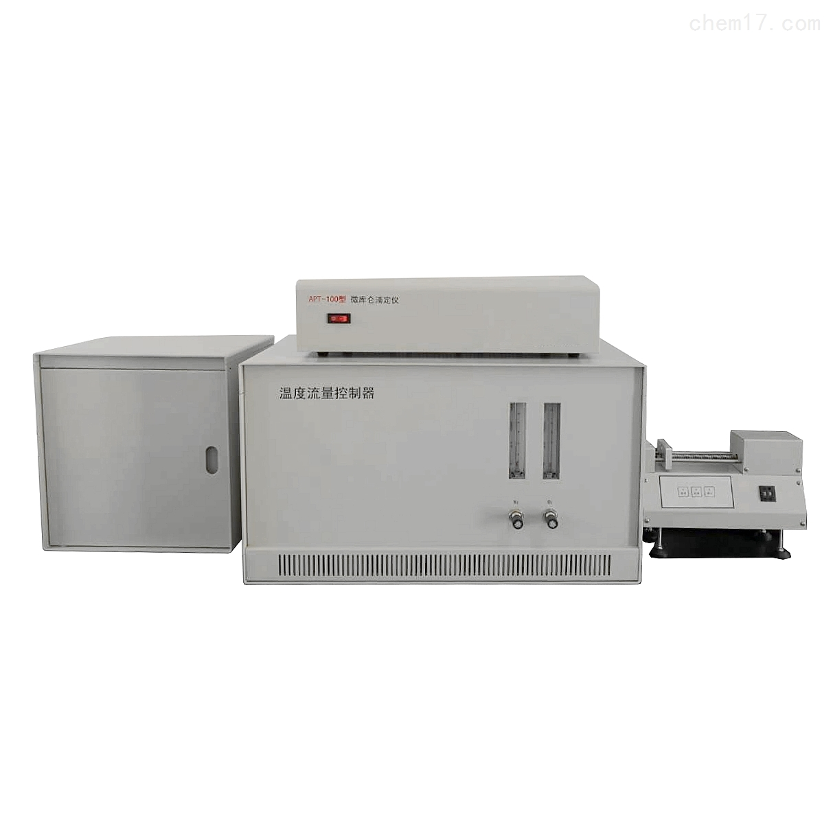 APT-1C型库仑测碳仪 紫外荧光定硫仪