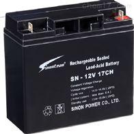SN-12V17CH赛能蓄电池原装正品