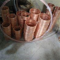 退火紫铜垫 空压机用铜片定做
