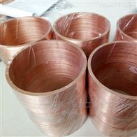 耐磨紫铜垫  多规格定做