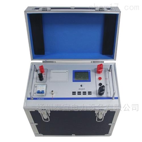 五级电力承试资质100A接触回路电阻测试仪