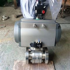 Q641H-260P-40气动高压球阀