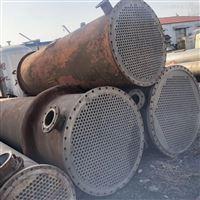 二手130平方列管冷凝器回收处理