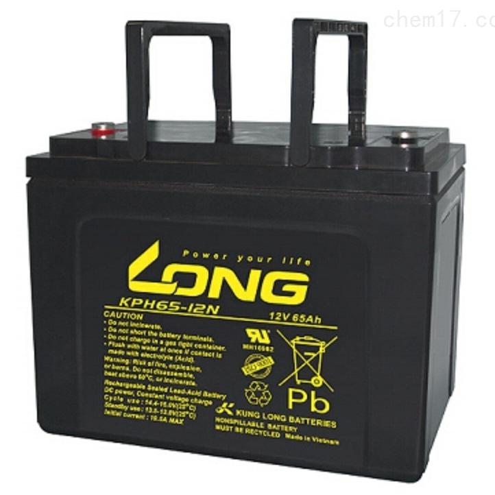 LONG广隆蓄电池KPH65-12N销售中心