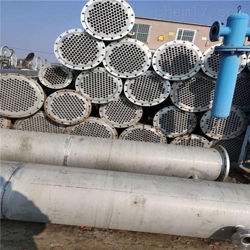 二手不锈钢冷凝器 品质保证