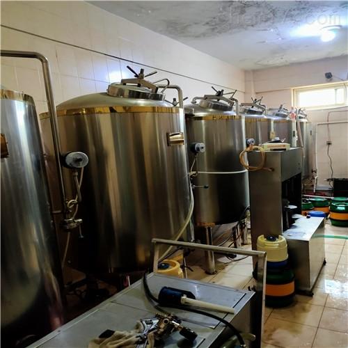 二手自酿啤酒设备 食品设备